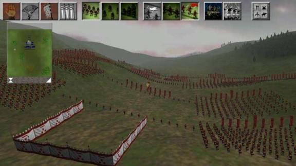 Screenshoty z Shogun: Warlord