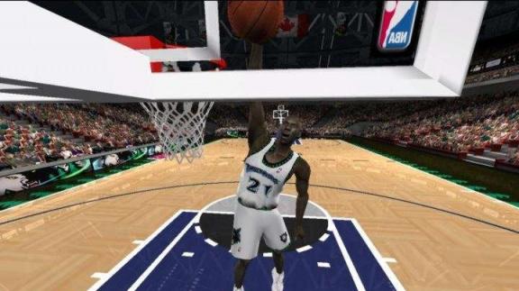 NBA Live 2001 - recenze