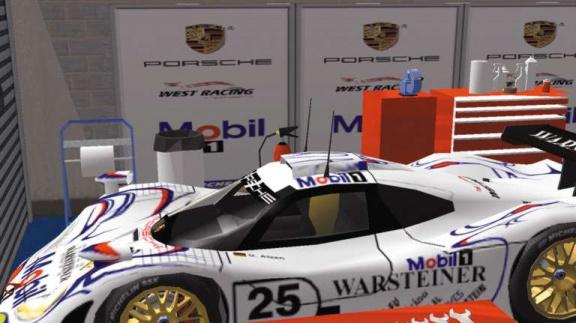 World Sports Cars screenshoty