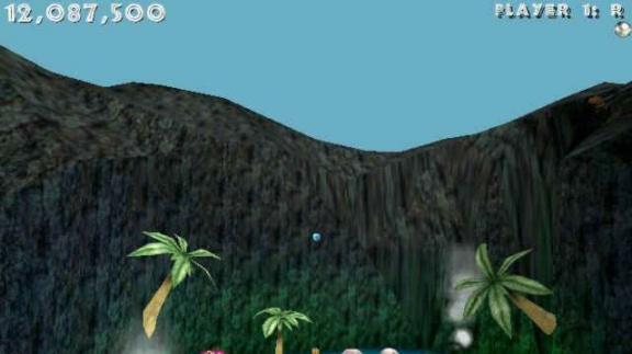 Adventure Pinball: Forgoten Island