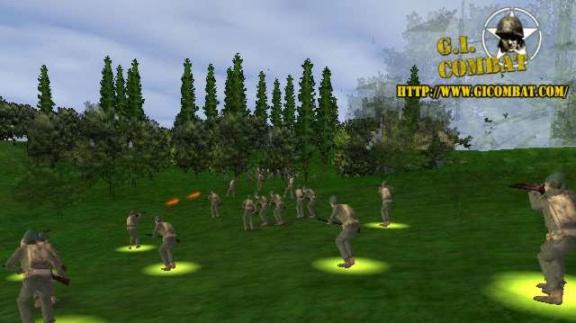 První informace o G.I. Combat