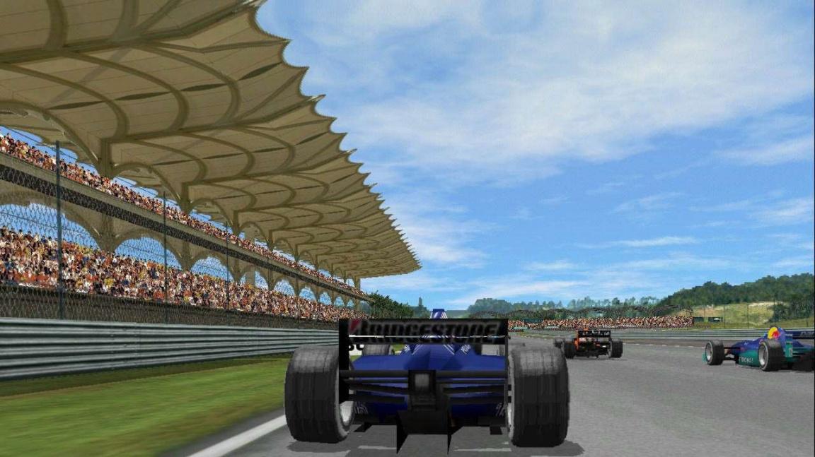 Informace o Grand Prix 3 Season 2000