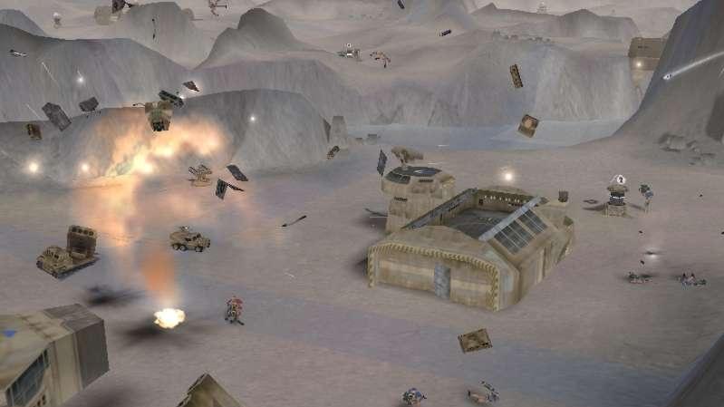Obrázky ze Z2: Steel Soldiers