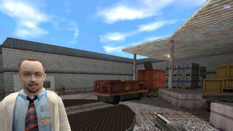 Half-Life: Blue Shift gold