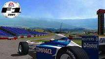 F1 2001 také pro Xbox