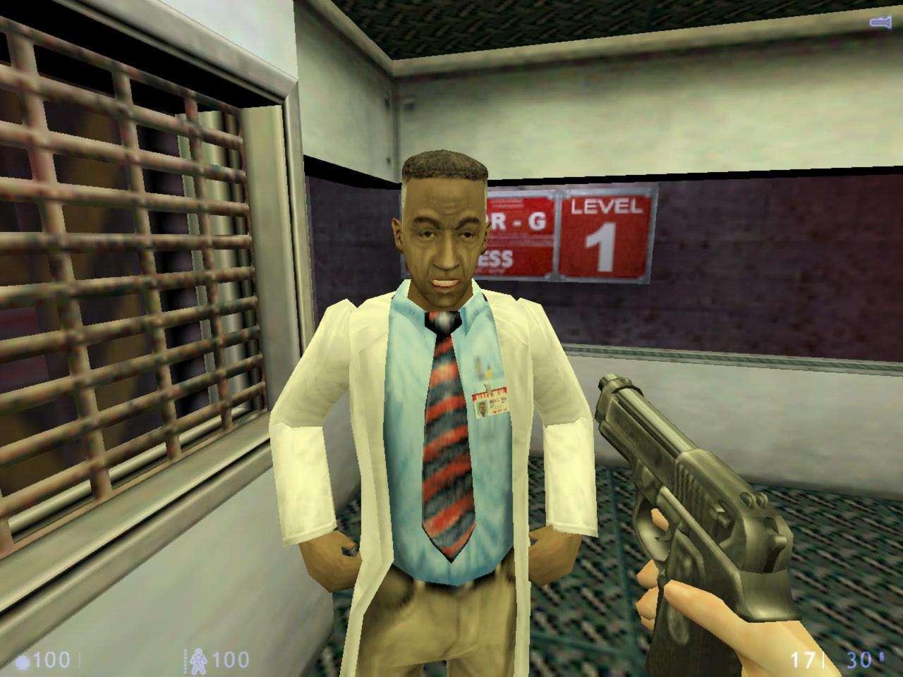 Half-Life: Blue Shift