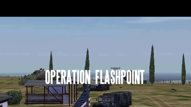 Operation Flashpoint 1.část recenze