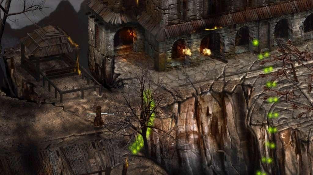 Nové screenshoty z RPG Cult