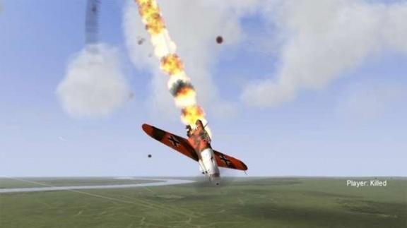 Il-2 Sturmovik koncem listopadu
