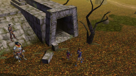 Neverwinter Nights screenshoty