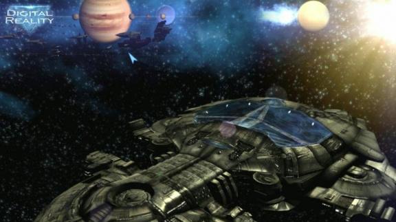 Haegemonia - nová vesmírná RTS