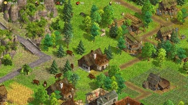 Anno 1503: The New World screenshoty