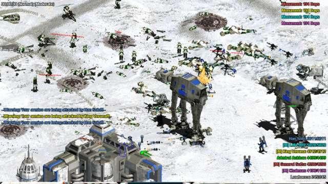 SW: Galactic Battlegrounds - dojmy