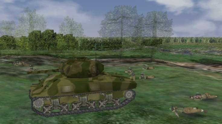 G.I.Combat - konkurence Combat Mission?