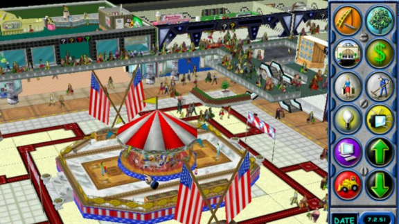Mall Tycoon - recenze