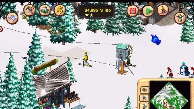 Ski Resort Tycoon II - recenze