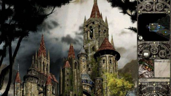 Obrázky z Disciples II: Dark Prophecy