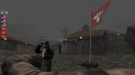 Return to Castle Wolfenstein - prev.