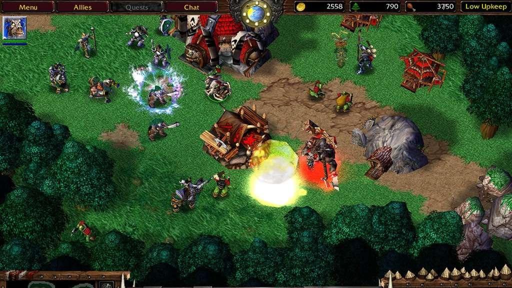 Začal betatest třetího dílu Warcraftu