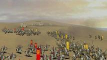Do boje v Medieval: Total War