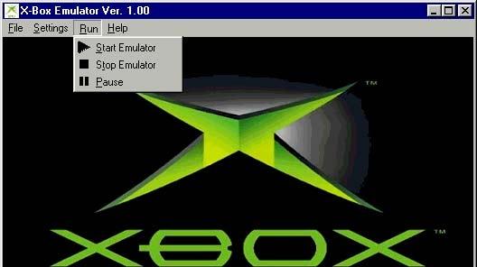 Xbox emulátor je podvod