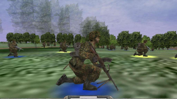 Vojáci z G.I. Combat zblízka