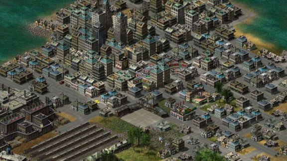 Pohled na Industry Tycoon II