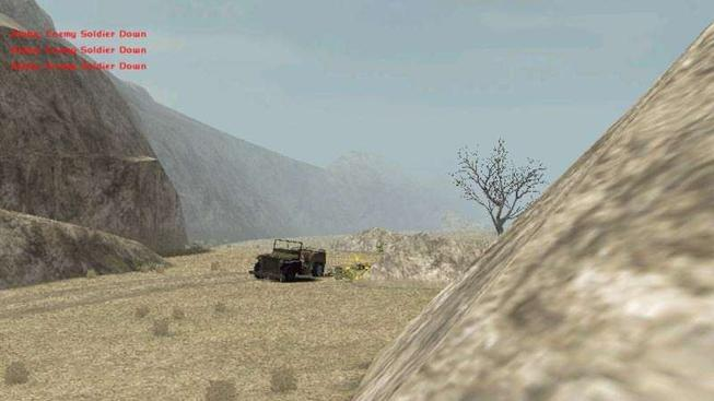 Ghost Recon: Desert Siege Mission Pack