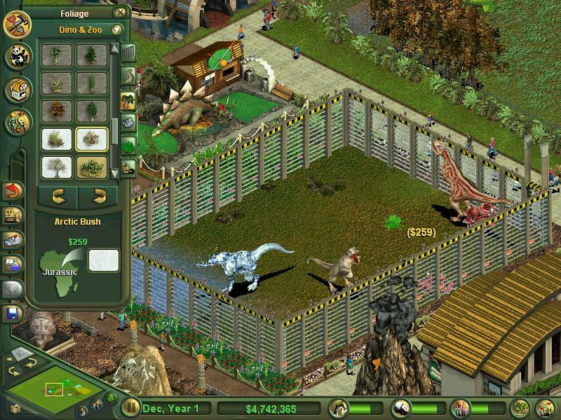 Zoo Tycoon Dinosaur Digs Games Cz