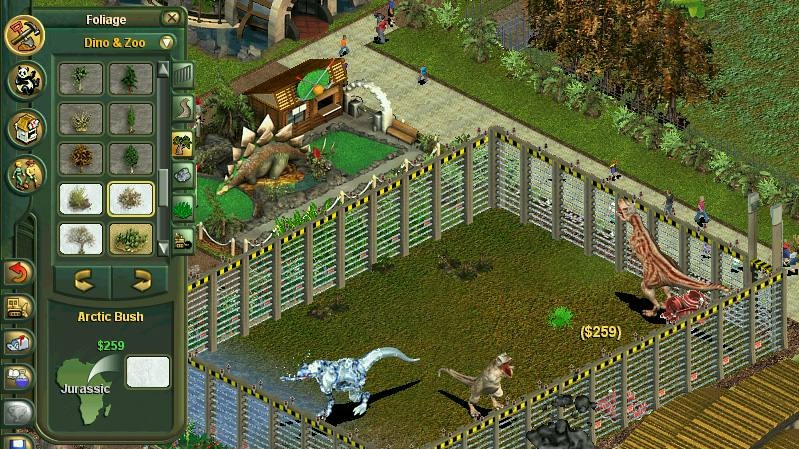 Zoo Tycoon: Dinosaur Digs - video+pics