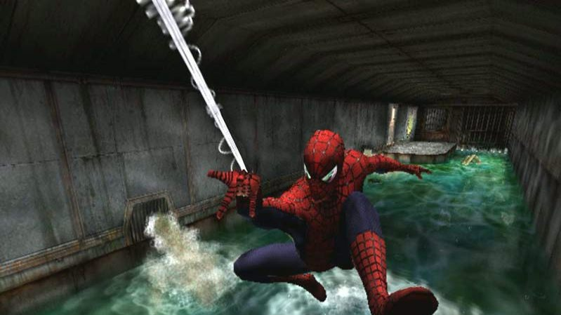 Spider-Man: The Movie Game - recenze