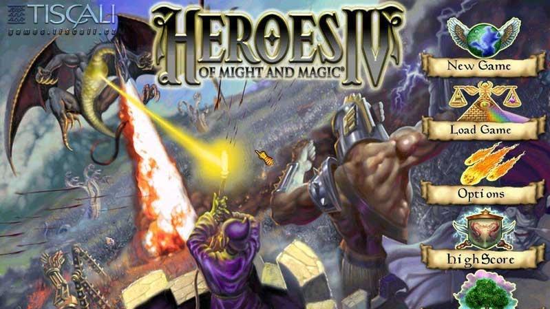Heroes of Might & Magic IV - dojmy