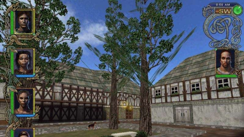 Sada nových obrázků z Might & Magic IX
