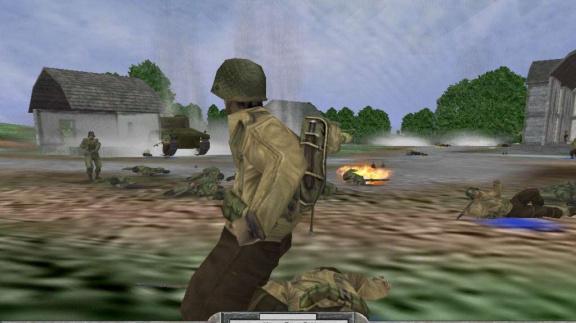 Nové obrázky z G.I. Combat