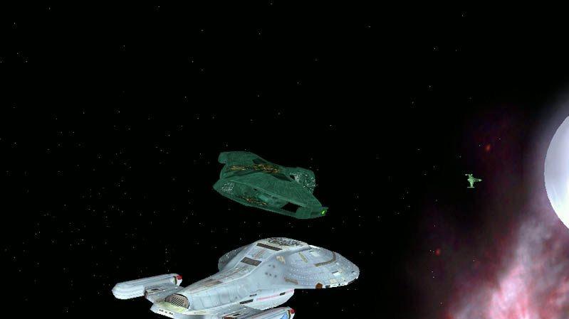 Star Trek Starfleet Command III je gold