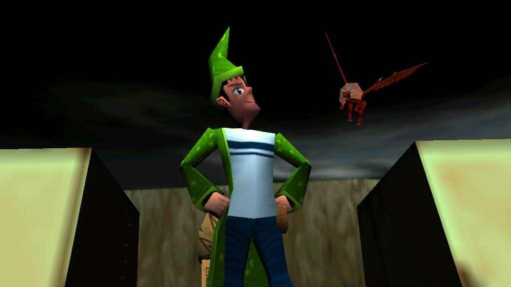 Simon The Sorcerer 3D přeci jen bude