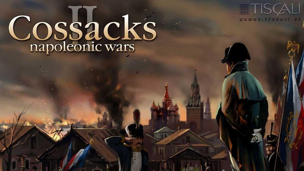 Cossacks II: Napoleonic Wars na cestě