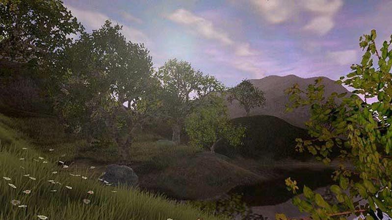 Další MMORPG The Path to Zenrai
