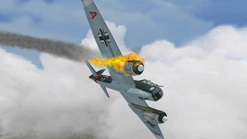 Combat Flight Simulator 3 screenshoty