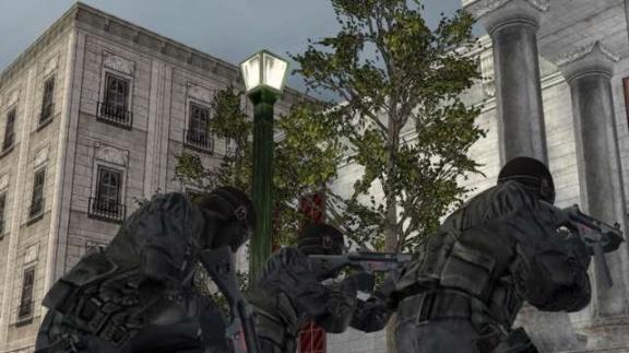 Realistický Rainbow Six: Raven Shield