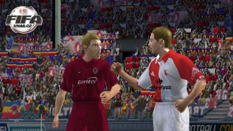 Česká fotbal.liga do FIFA 2002 rozhovor