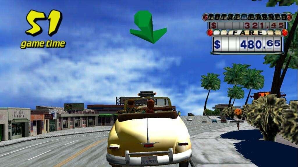 Crazy Taxi míří i na PC