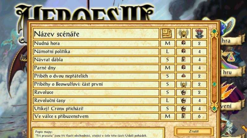 Heroes of Might & Magic IV CZ - recenze