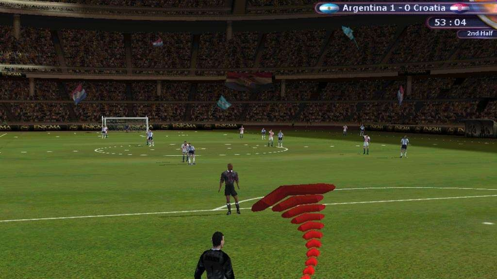 Pro Soccer Cup 2002 - recenze