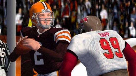 Madden NFL 2003 - recenze