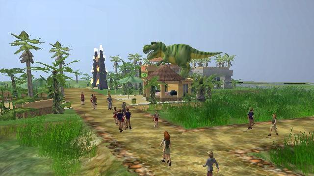 Dinosauři z Jurasic Park: Project Genesis