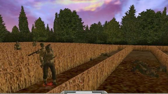 G.I. Combat - obrázky a intro video