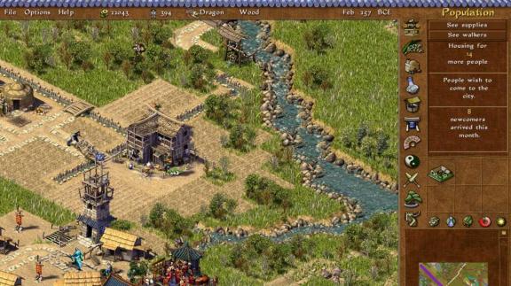 Emperor: Rise of Mid. Kingdom - recenze