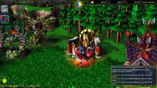 Warcraft III CZ
