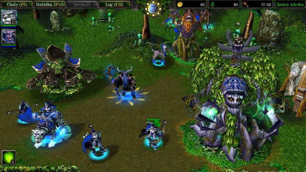 Nový patch pro Warcraft III přináší balanc, nové textury, a dokonce i testovací server